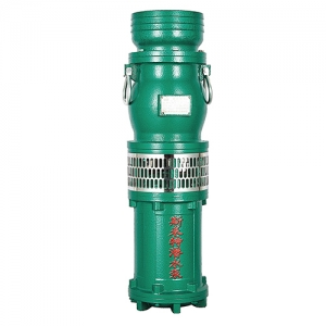 QY oil immersed submersible pump (175 series)